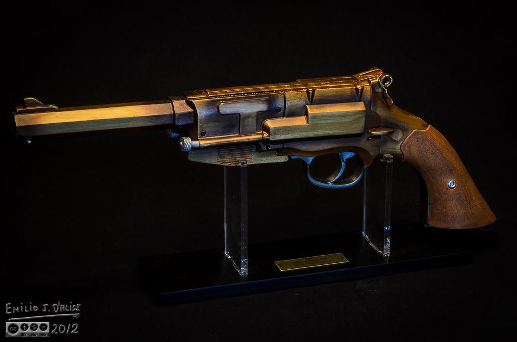 Replica of Mal's Pistol