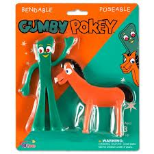 "Is it any wonder these were the kinds of toys I remember having? ""Bendable."" Posable."""