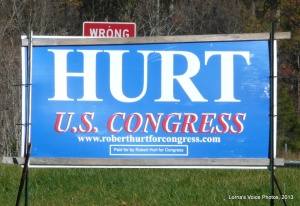 Or maybe he could have worded his campaign sign differently...