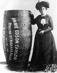 Oh, didn't I tell you about the time I went over Niagara Falls in a barrel? I must have left that story out of my book. I couldn't include all of my bad decisions in one book!
