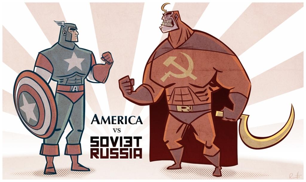 America vs Russia 02sm
