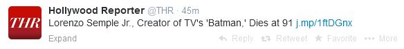 T.V.Batman
